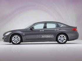 Ver foto 4 de Infiniti M35 Hybrid 2010
