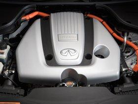 Ver foto 7 de Infiniti M35 Hybrid 2010