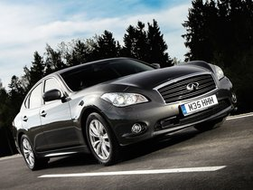 Fotos de Infiniti M35h GT UK 2012