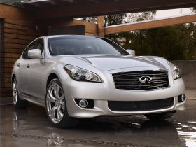 Fotos de Infiniti M37 Sedan USA 2010