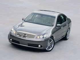 Ver foto 6 de Infiniti M45 Concept 2004