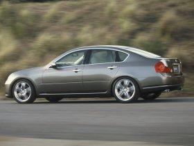 Ver foto 11 de Infiniti M45 Concept 2004