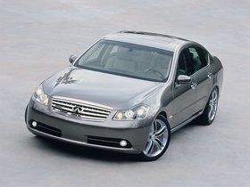 Ver foto 24 de Infiniti M45 Concept 2004