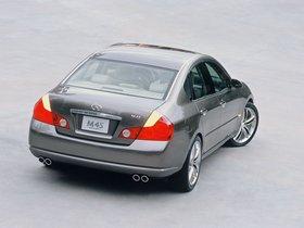 Ver foto 22 de Infiniti M45 Concept 2004