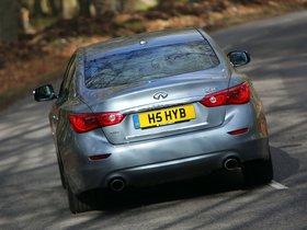 Ver foto 10 de Infiniti Q50S Hybrid UK 2014