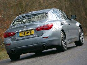 Ver foto 14 de Infiniti Q50S Hybrid UK 2014