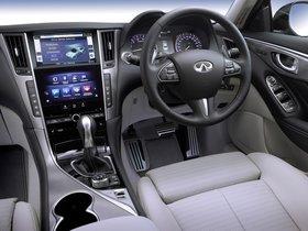 Ver foto 14 de Infiniti Q50S Hybrid V37 Australia 2014