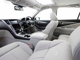 Ver foto 13 de Infiniti Q50S Hybrid V37 Australia 2014