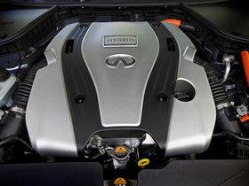 Ver foto 11 de Infiniti Q50S Hybrid V37 Australia 2014