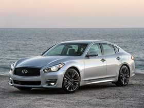 Fotos de Infiniti Q70 Premium Select Edition Y51 2015
