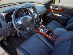 Ver foto 6 de Infiniti QX70 V6 S51 2014