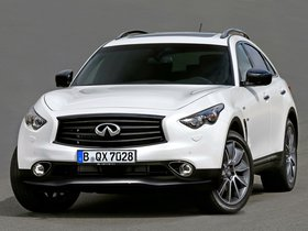 Fotos de Infiniti QX70S 3.0d Ultimate S51 2015