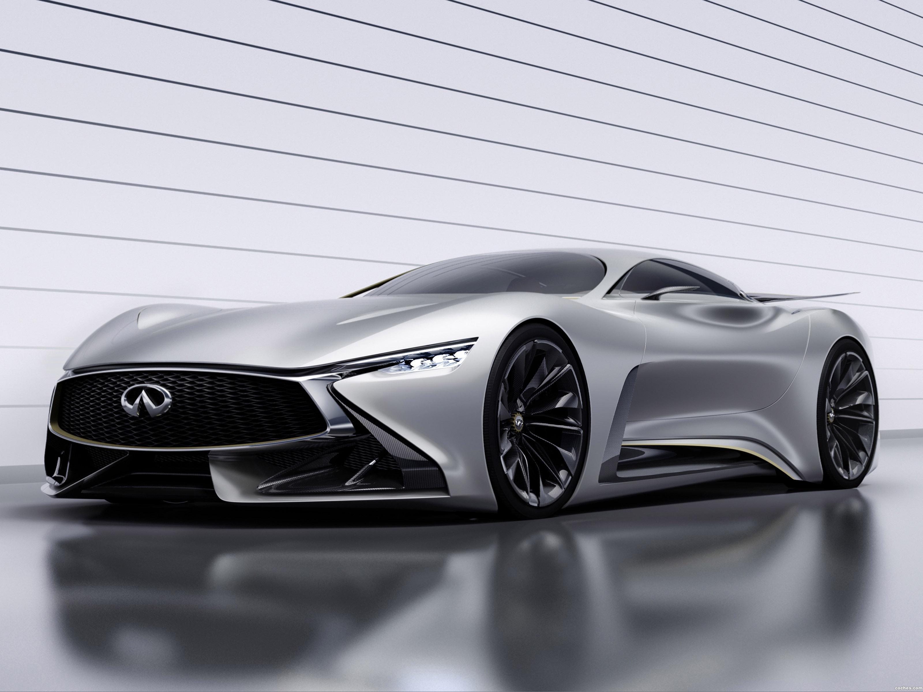 Foto 0 de Infiniti Vision Gran Turismo Concept 2014
