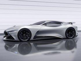 Ver foto 5 de Infiniti Vision Gran Turismo Concept 2014