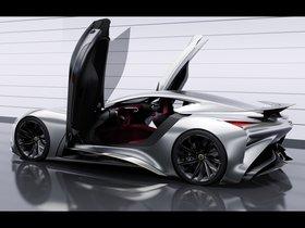 Ver foto 2 de Infiniti Vision Gran Turismo Concept 2014