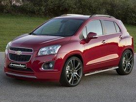 Ver foto 1 de Irmscher Chevrolet Trax 2013