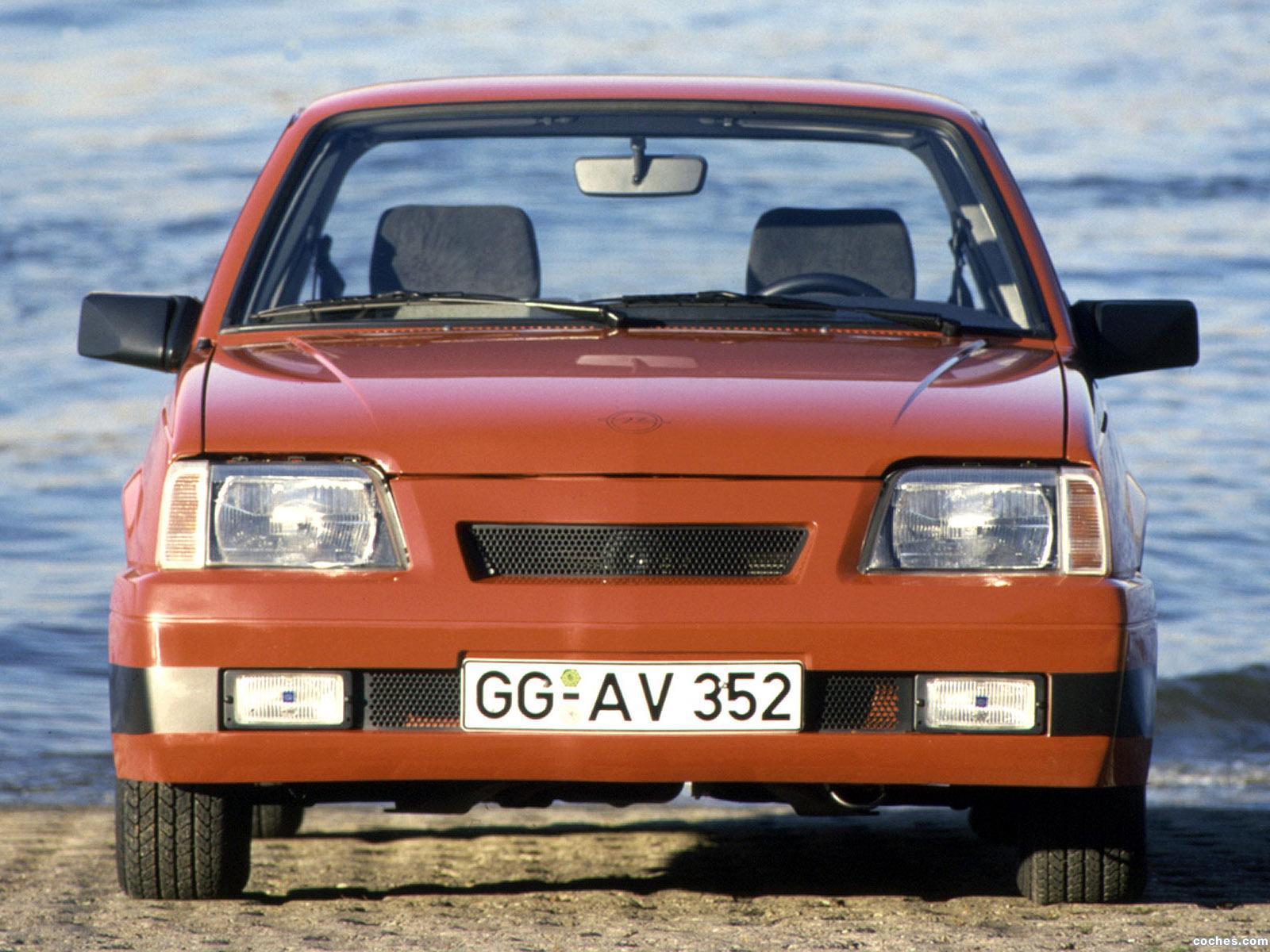 Foto 5 de Irmscher Opel Ascona C 1987