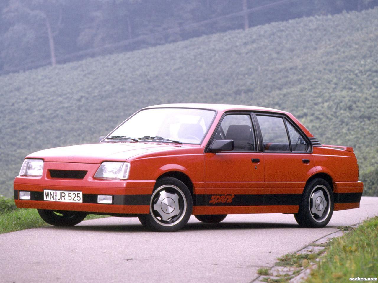 Foto 1 de Irmscher Opel Ascona C 1987