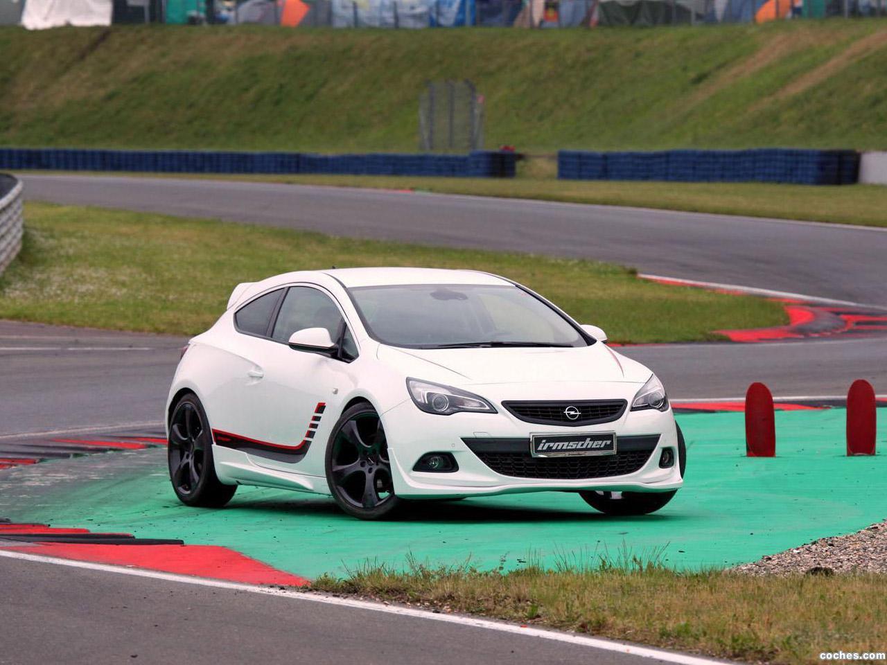 Foto 4 de Irmscher Opel Astra GTC Turbo I 1400 2014