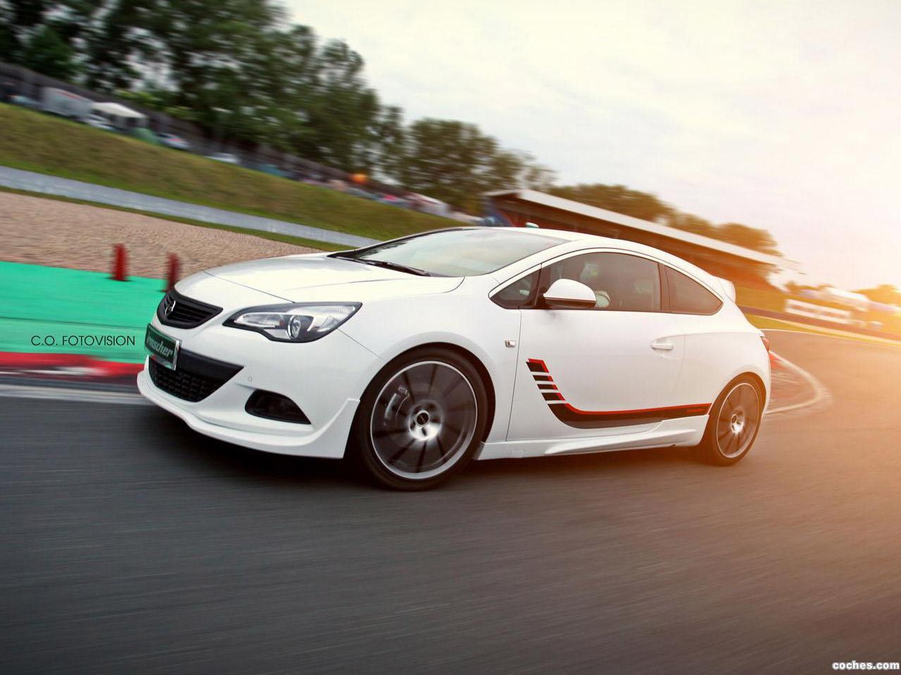 Foto 0 de Irmscher Opel Astra GTC Turbo I 1400 2014