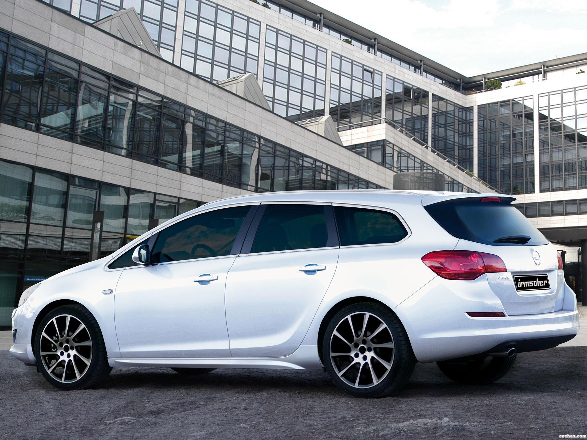 Foto 1 de Irmscher Opel Astra Sport Tourer 2010