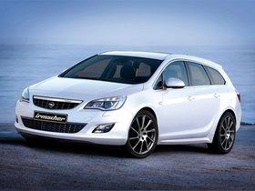 Ver foto 1 de Irmscher Opel Astra Sport Tourer 2010