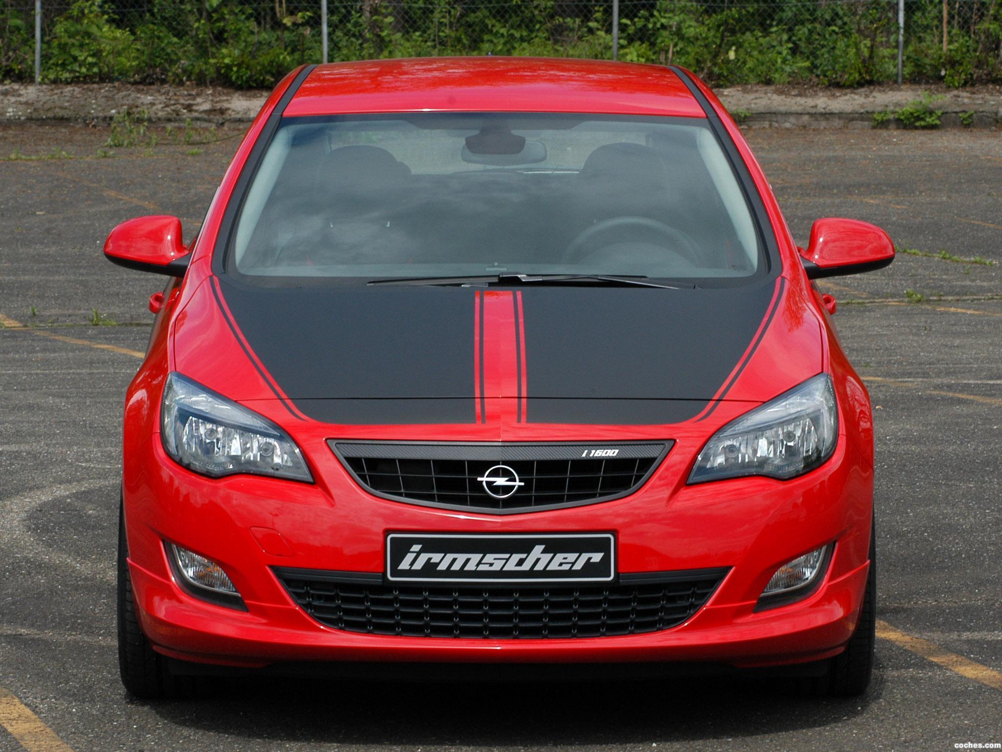 Foto 1 de Irmscher Opel Astra i1600 2010