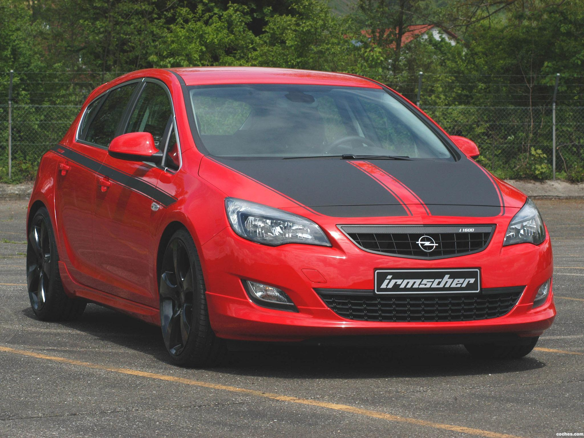 Foto 0 de Irmscher Opel Astra i1600 2010