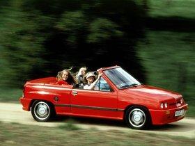 Ver foto 2 de Irmscher Opel Corsa A Spider GL 1986