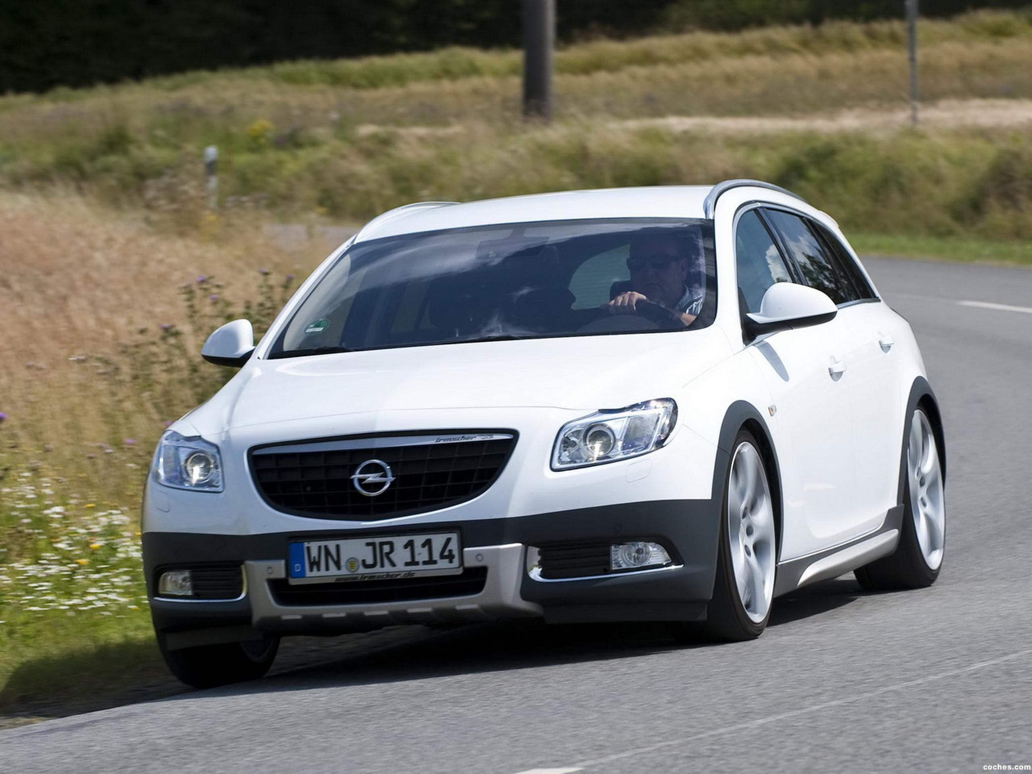 Foto 0 de Irmscher Opel Insignia Sports Tourer Cross4 2012