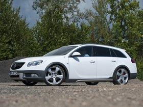Ver foto 3 de Irmscher Opel Insignia Sports Tourer Cross4 2012