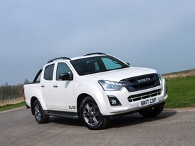 Fotos de Isuzu D-Max Blade Double Cab UK 2017