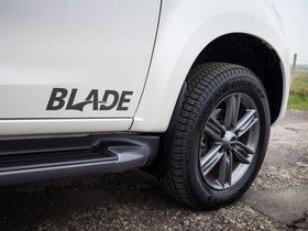 Ver foto 23 de Isuzu D-Max Blade Double Cab UK 2017