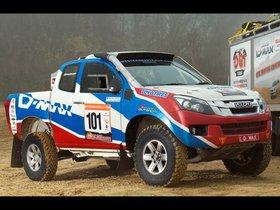 Ver foto 2 de Isuzu D-Max Dakar 2013