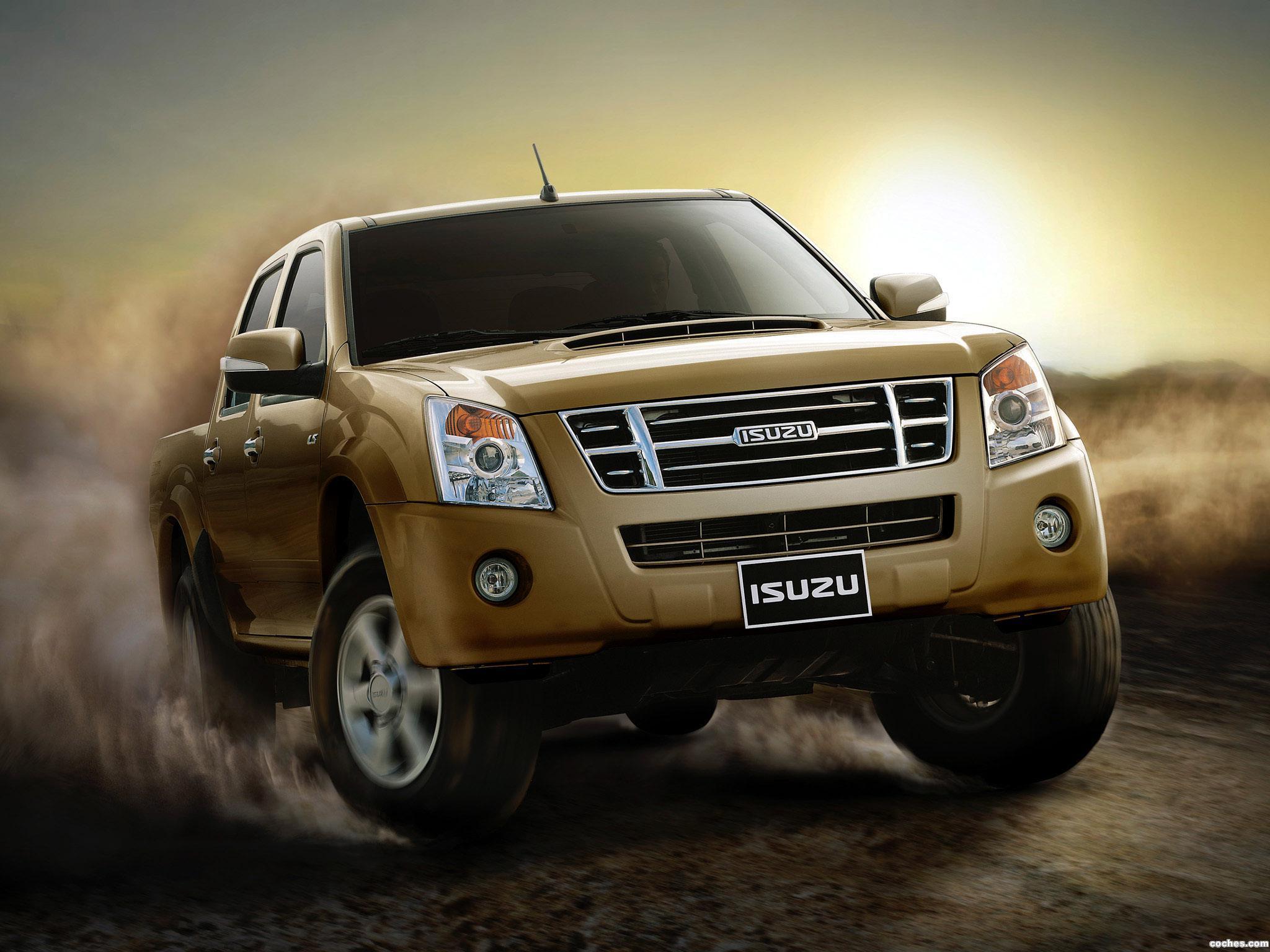 Foto 0 de Isuzu D-Max Double Cab 2008