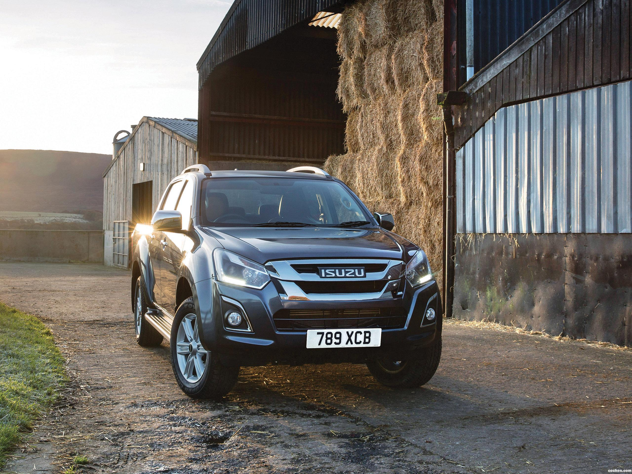 Foto 16 de Isuzu D-Max Double Cab UK 2017