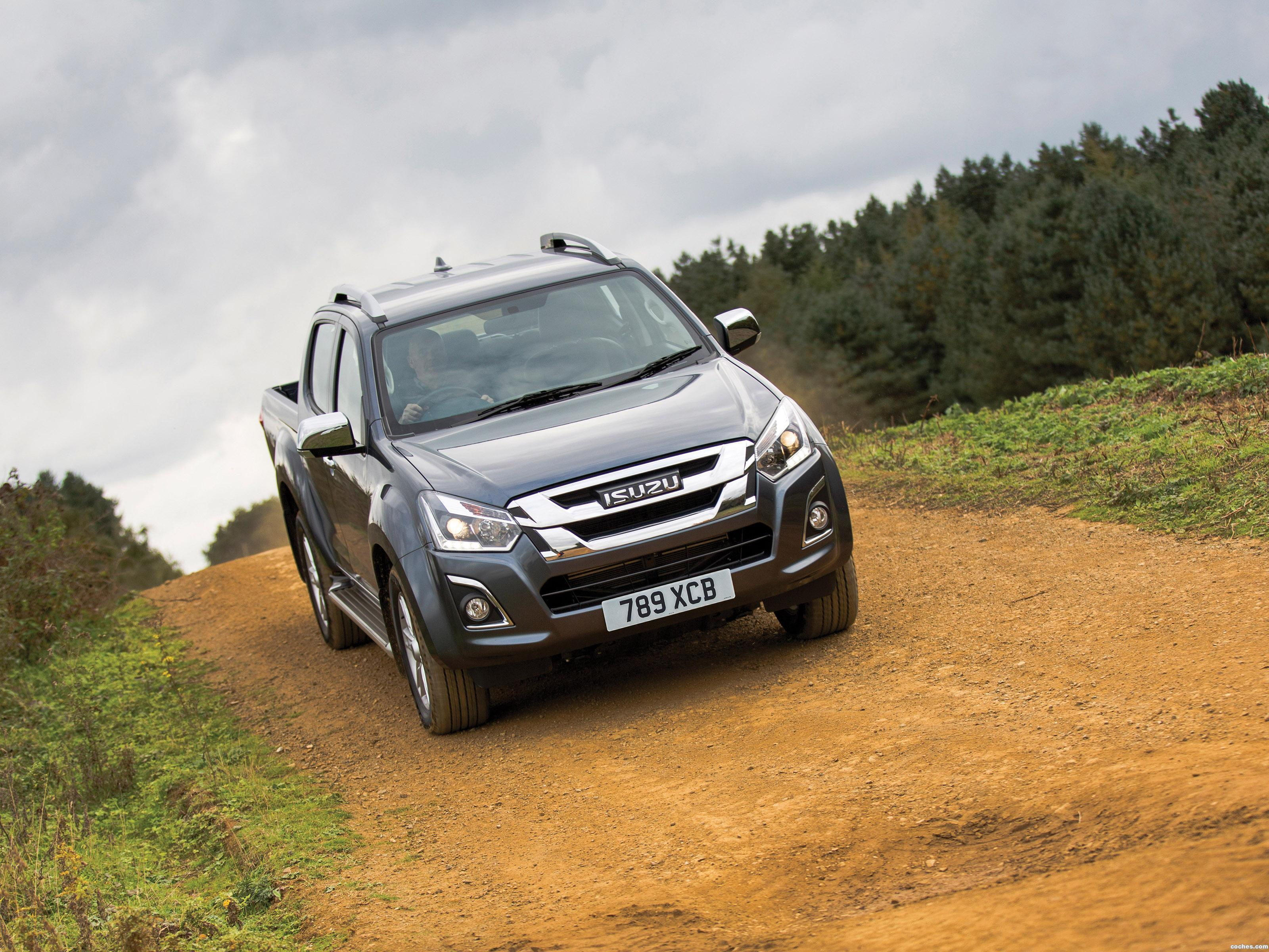 Foto 26 de Isuzu D-Max Double Cab UK 2017