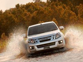Ver foto 2 de Isuzu D-Max Double Cab V Cross 2012