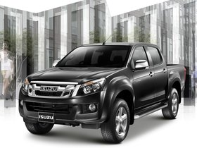 Fotos de Isuzu D-Max Double Cab V Cross 2012
