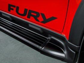 Ver foto 10 de Isuzu D-Max Fury Double Cab 2016