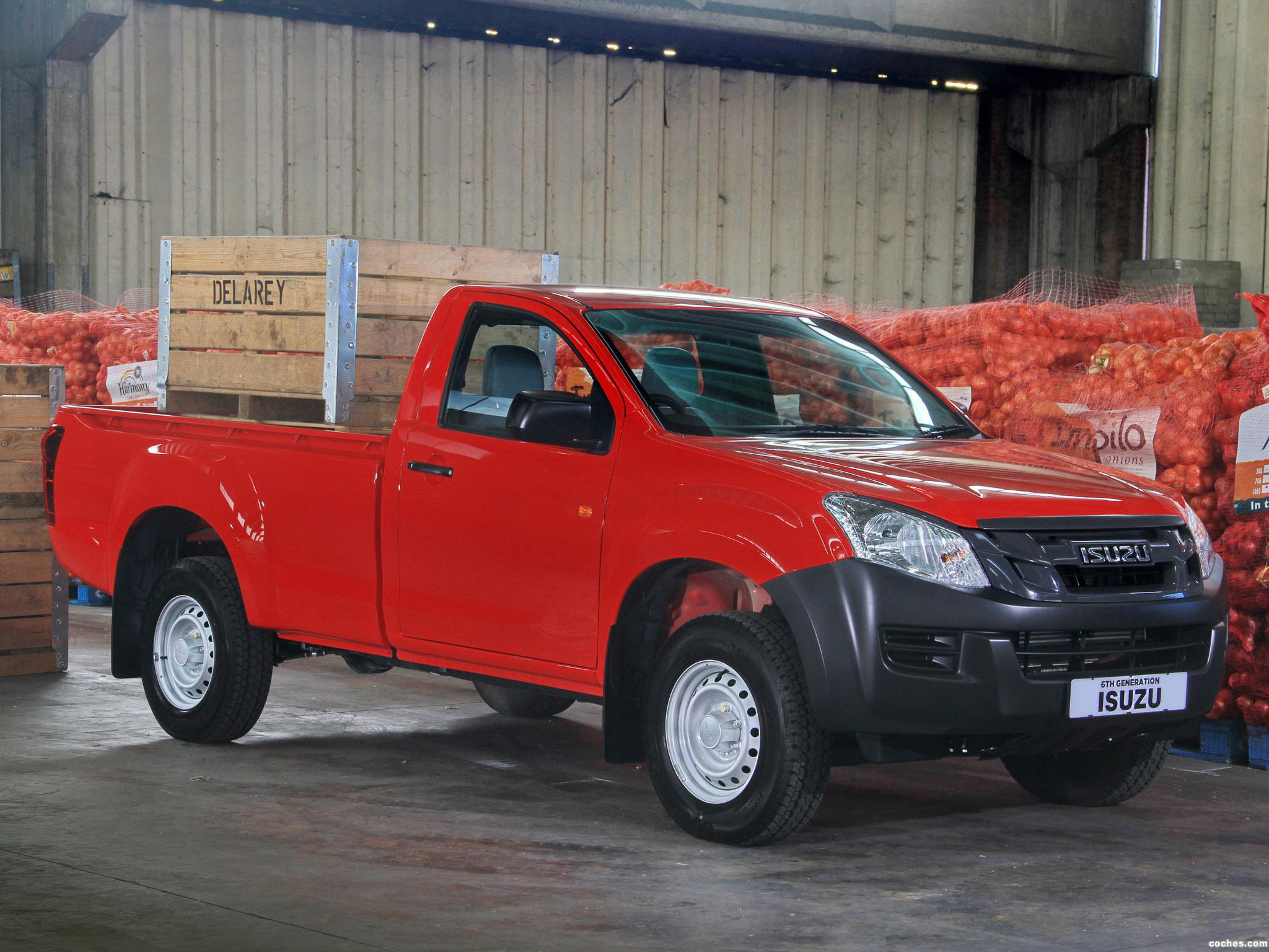 Foto 0 de Isuzu KB 250 Single Cab 2013