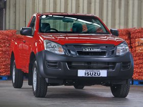 Ver foto 2 de Isuzu KB 250 Single Cab 2013