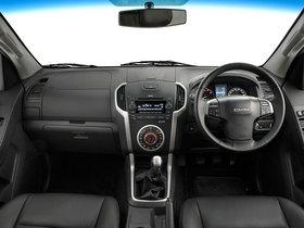 Ver foto 6 de Isuzu KB Double Cab Midnite 2014