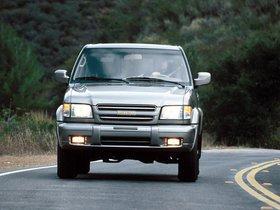 Ver foto 9 de Isuzu Trooper LWB 1998
