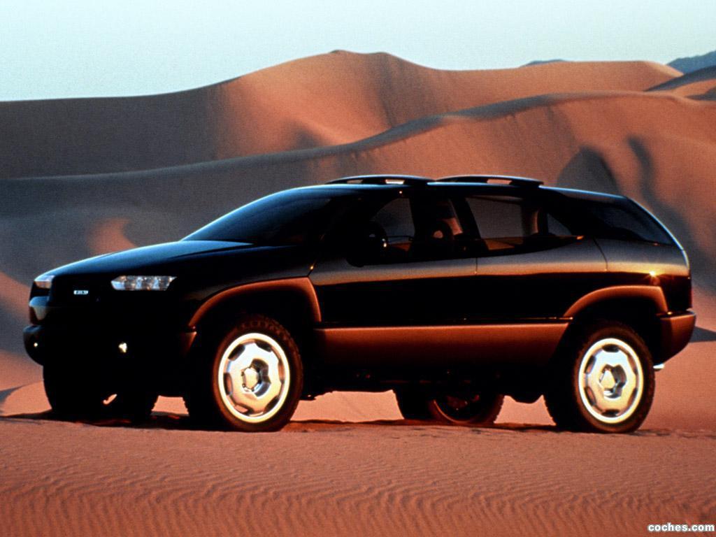 Foto 0 de Isuzu XU-1 Concept 1993