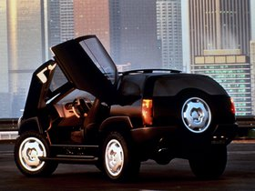 Ver foto 2 de Isuzu XU-1 Concept 1993