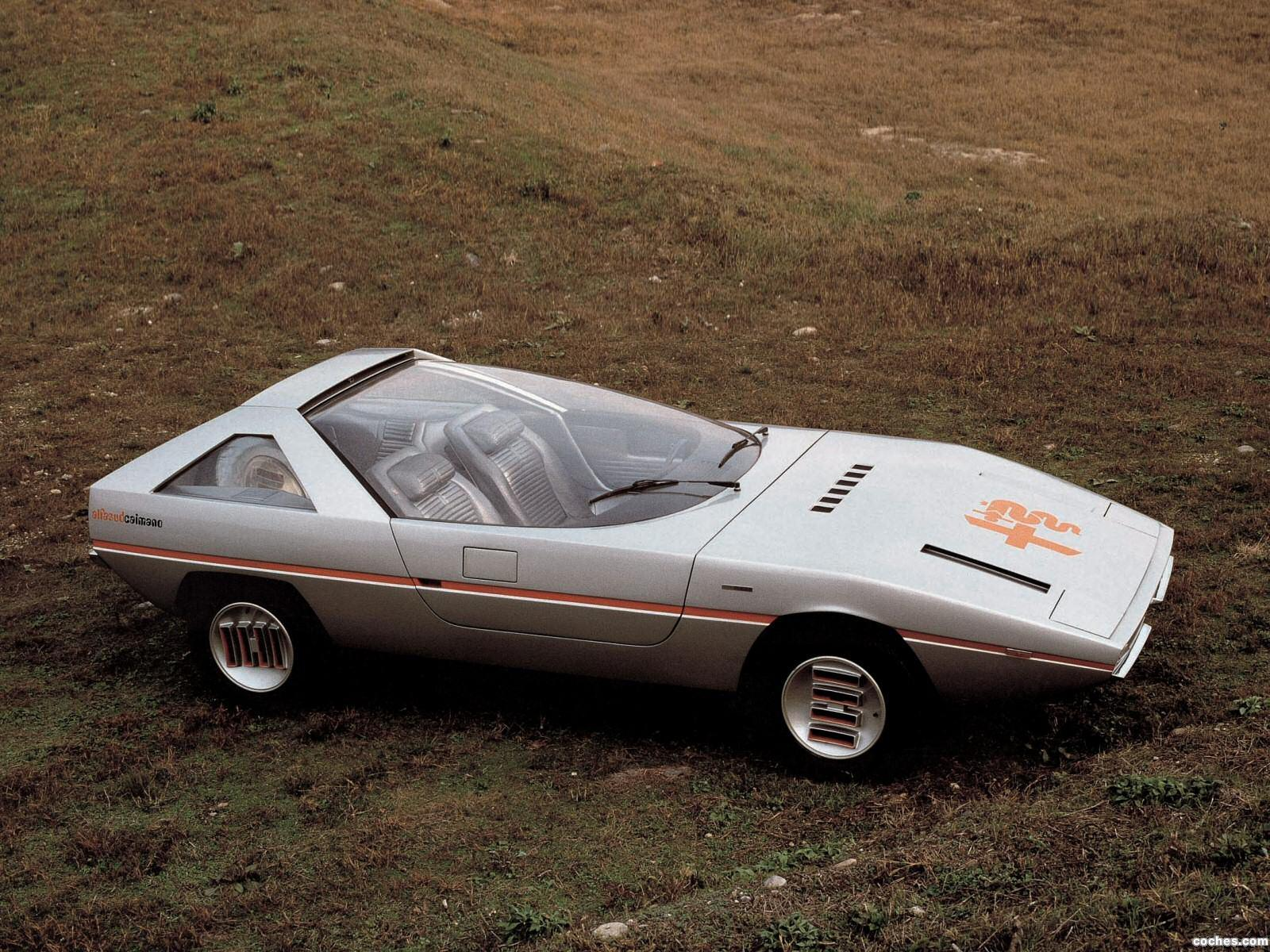 Foto 0 de Alfa Romeo Caimano 1971
