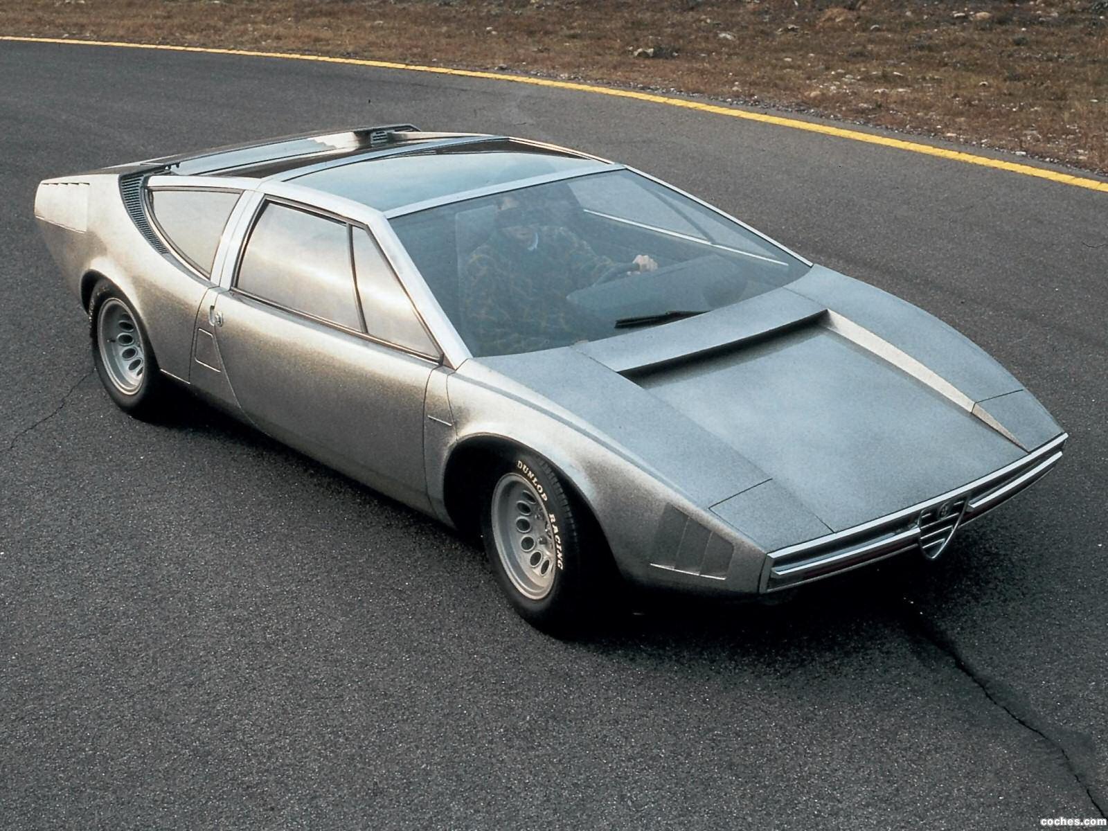 Foto 0 de Italdesign Alfa Romeo Iguana 1969