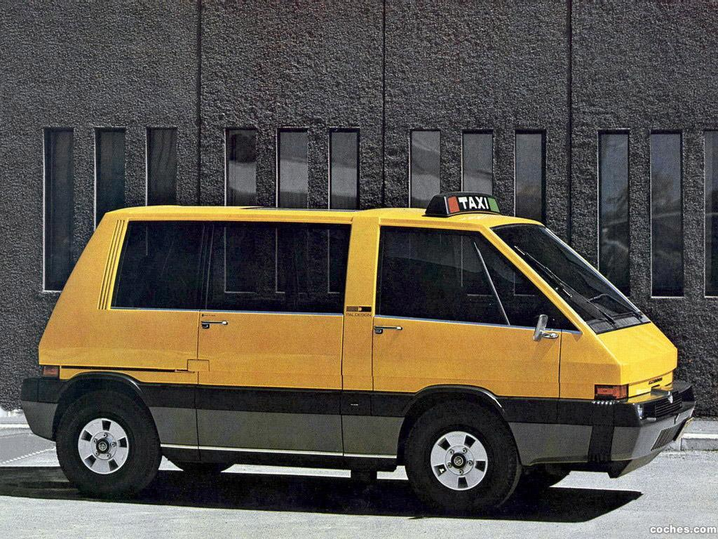 Foto 8 de New York Taxi Concept italdesign 1976
