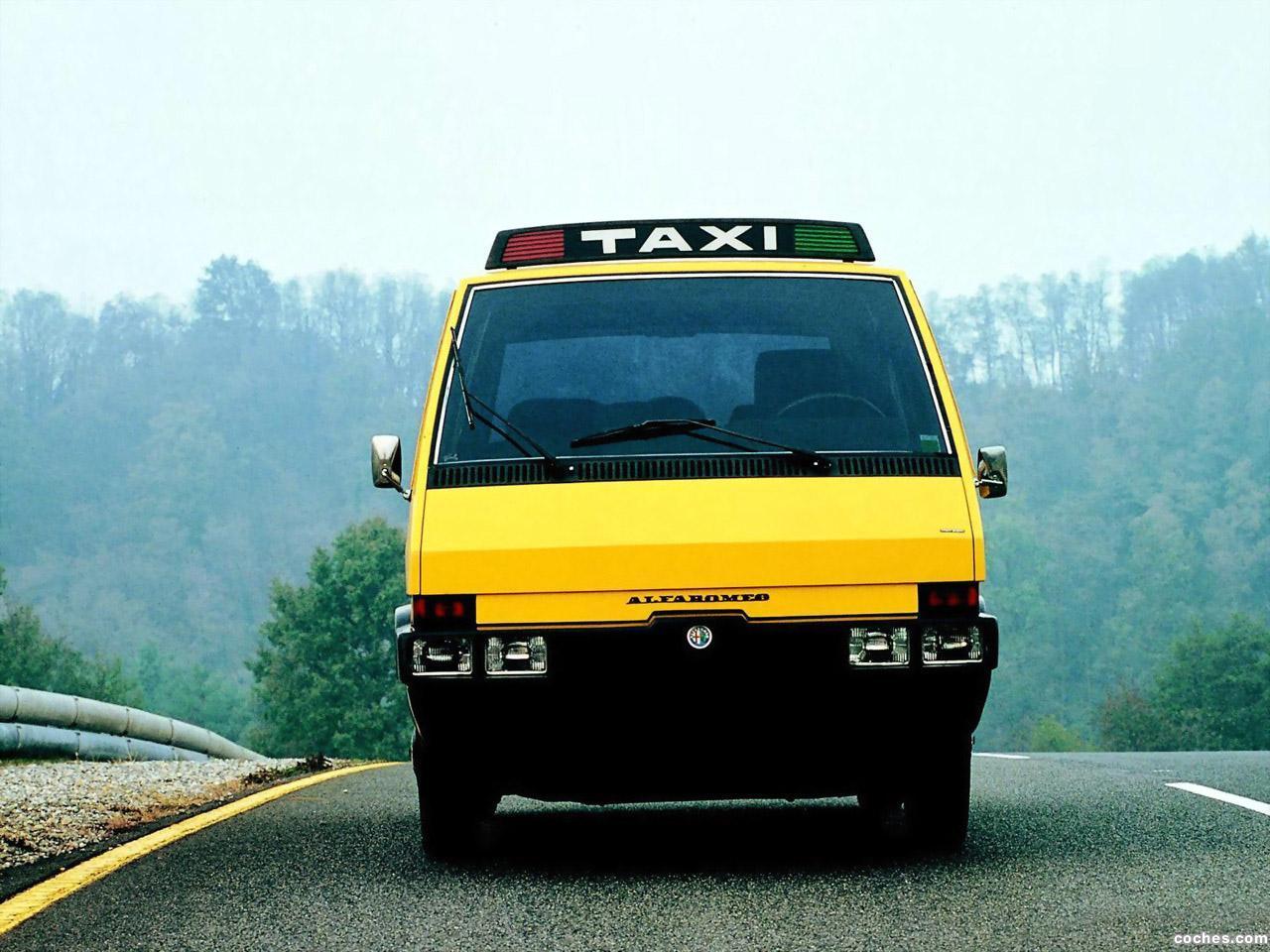 Foto 6 de New York Taxi Concept italdesign 1976